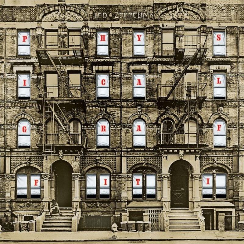 齊柏林飛船合唱團 / 身體塗鴉2015精裝版 (2CD)(Led Zeppelin / Physical Graffiti (2CD))