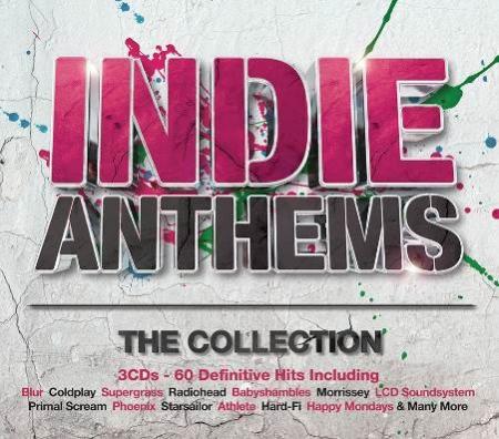 超值精選套裝系列 - 獨立音樂寶鑑 (3CD)(V.A. / Indie Anthems - The Collection (3CD))