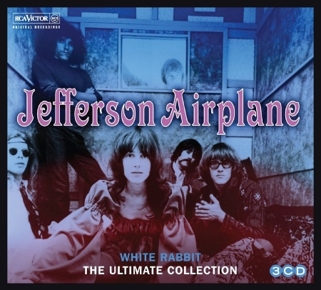 傑佛森飛船合唱團 / 白兔終極精選 (3CD)(Jefferson Airplane / White Rabbit: The Ultimate Jefferson Airplane Collectio