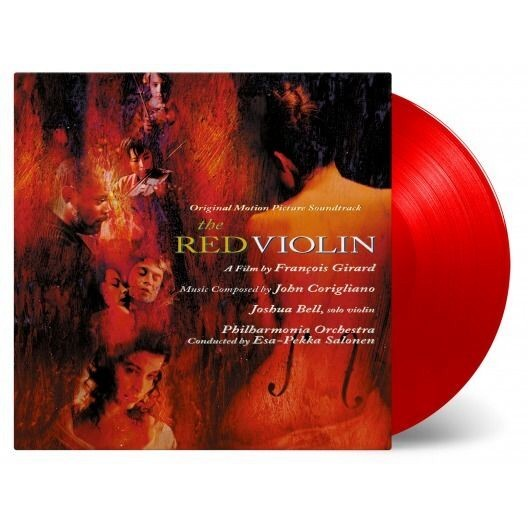 Joshua Bell / The Red Violin (2LP)
