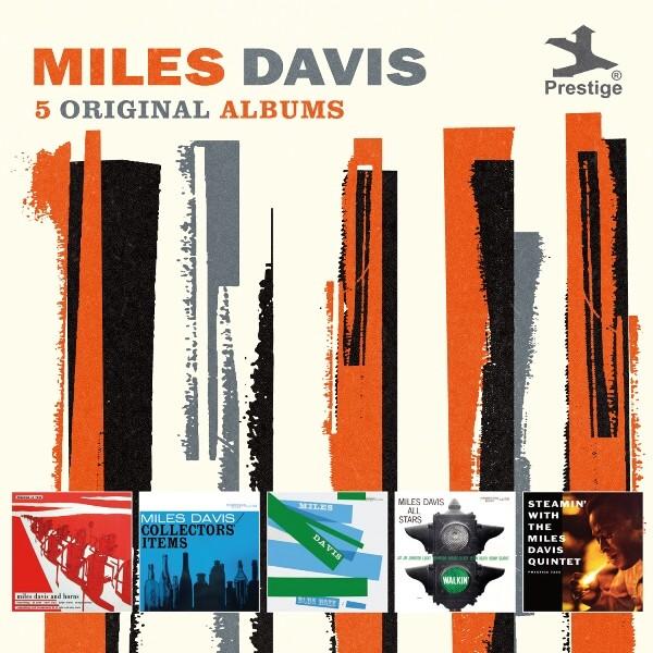 Miles Davis / 5 Original Albums