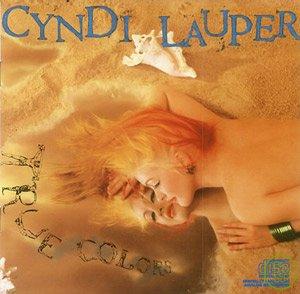 辛蒂羅波 / 真實的色彩(Cyndi Lauper / True Colors)