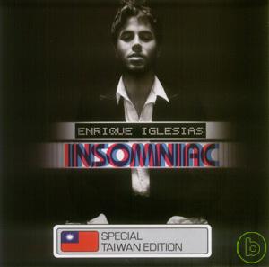 安立奎 / 徹夜未眠 [平價版](Enrique Iglesias / Insomniac [LEP])