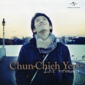 嚴俊傑 / 獨奏會 現場實況錄音(Chun-Chieh / Yen  Live Performances)