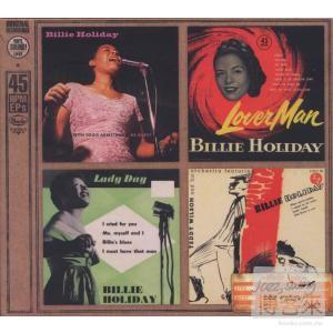 比莉哈勒迪 / 45轉黑膠單曲EP復刻 Billie Holiday