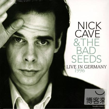 尼克.凱夫與壞種子樂團 / 1996年德國演唱會實況 (180g LP黑膠唱片)(Nick Cave & The Bad Seeds / Live In Germany 1996 (180g LP))