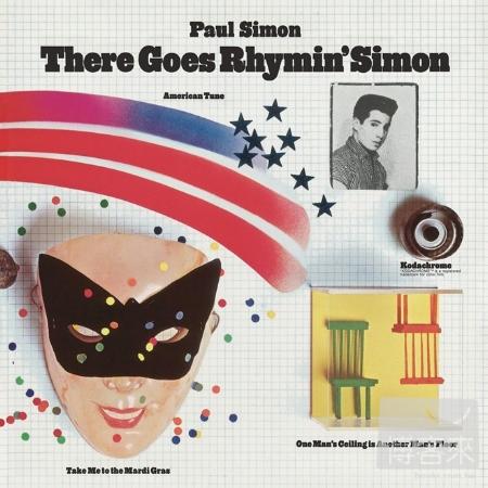 《搖滾名盤系列》保羅賽門 / 節奏賽門 (LP黑膠唱片)(Paul Simon / There Goes Rhymin' Simon (Vinyl))