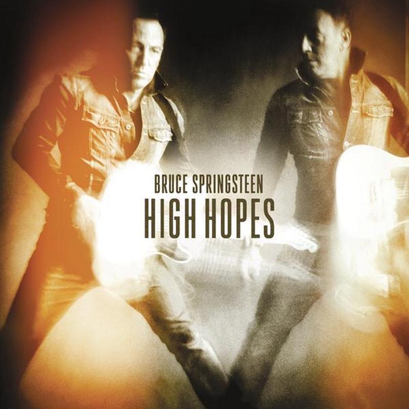 布魯斯史普林斯汀 / 萬眾矚目 (2LP黑膠唱片+CD)(Bruce Springsteen / High Hopes (Vinyl))
