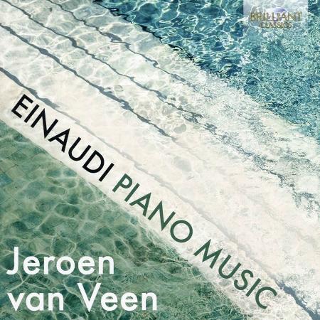某天早晨:魯多維科.艾諾第的鋼琴音樂 / 傑若安.范.菲恩 (2CD)(Ludovico Einaudi: Piano Music (2CD))