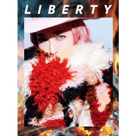 MILIYAH / LIBERTY (CD+DVD初回盤)