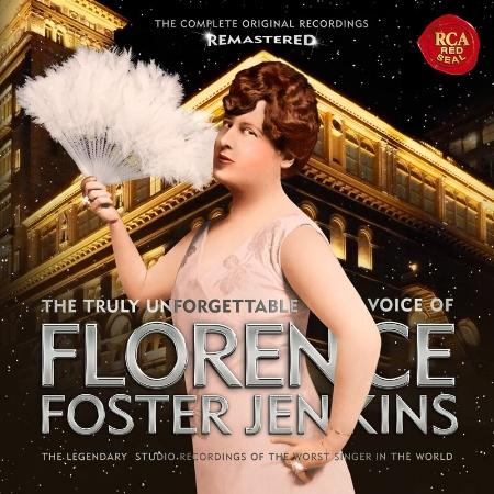 《走音天后》真實錄音 / 佛羅倫斯.佛斯特.珍金絲(Florence Foster Jenkins / Florence Foster Jenkins)