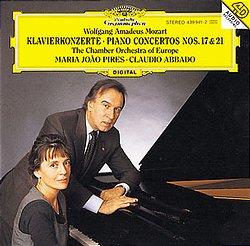 Mozart - Mozart: concertos pour piano 0020006815