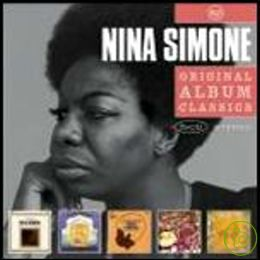 妮娜.西蒙 / 嚴選名盤套裝 (5CD)(Nina Simone / Original Album Classics)