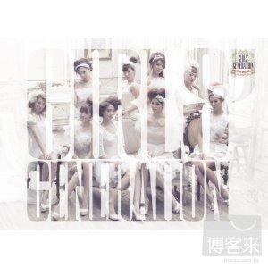少女時代 / 少女時代 日文專輯 (期間限定盤 CD+DVD)