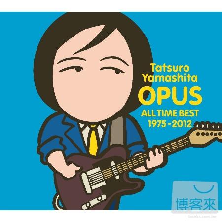 山下達郎 / OPUS ~ALL TIME BEST 1975-2012~ (日本進口普通版, 3CD)