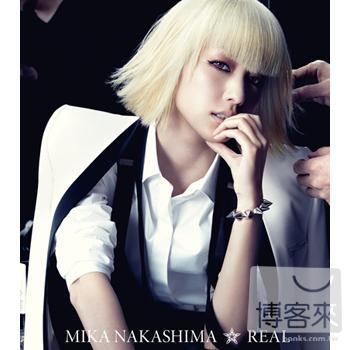 中島美嘉 / REAL (CD+DVD)