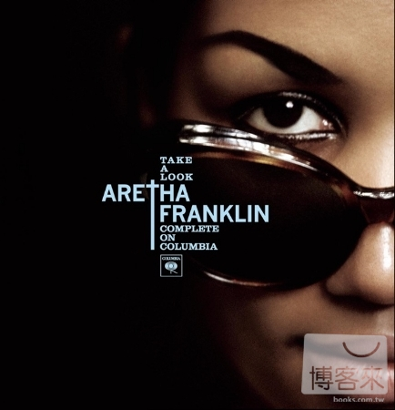 艾瑞莎富蘭克林 / 歌藝典藏: 哥倫比亞唱片大全集 (11CD+DVD)(Aretha Franklin / Take A Look: Complete On Columbia (11CD+DVD))