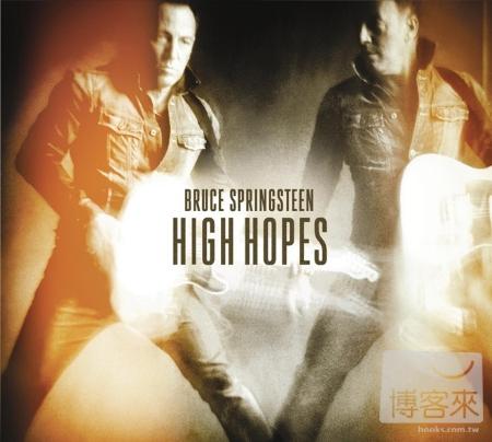 布魯斯史普林斯汀 / 萬眾矚目 (原裝進口CD+DVD限定盤)(Bruce Springsteen / High Hopes (CD+DVD))