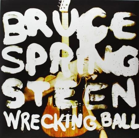 布魯斯史普林斯汀 / 分崩離析 (雙黑膠唱片)(Bruce Springsteen / Wrecking Ball (2Vinyl))
