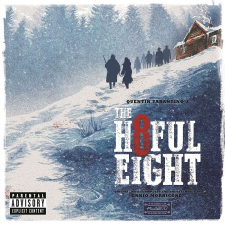 電影原聲帶 / 八惡人(The Hateful Eight - Original Motion Picture Soundtrack)