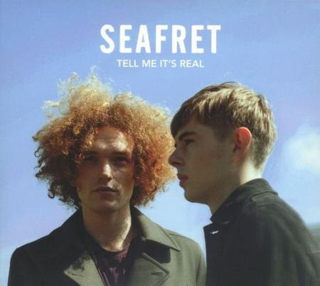 海霧樂團 / 如假包換 (進口豪華盤)(Seafret / Tell Me It's Real (Deluxe))