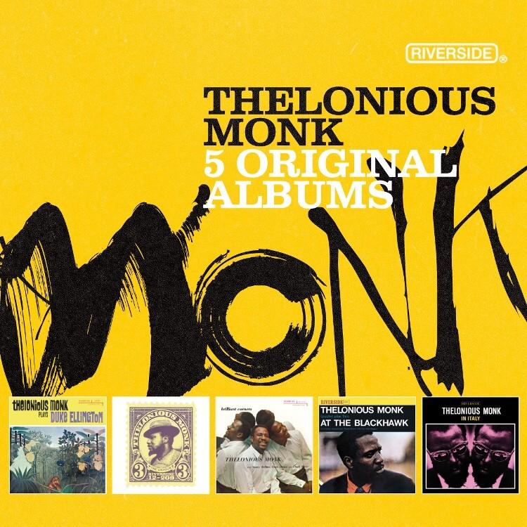 Thelonious Monk / 5 Original Albums