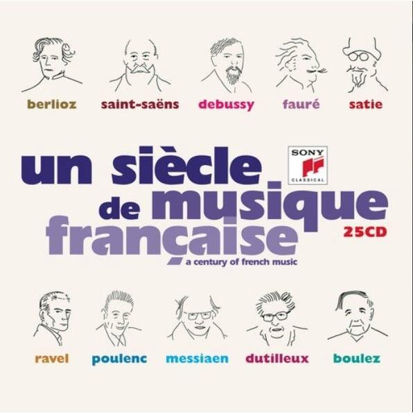 V.A. / Un siècle de musique fran?aise (25CD)