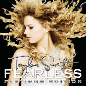 泰勒絲 / 無懼的愛【CD+DVD影音白金盤】(Taylor Swift / Fearless [Platinum Edition])