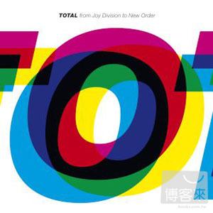 歡樂分隊+新秩序合唱團 / 聯合精選(Total From Joy Division To New Order)