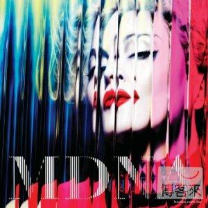 瑪丹娜2012全新專輯【MDNA】(2CD)預購精裝盤(Madonna / MDNA (2CD )(預購精裝盤))