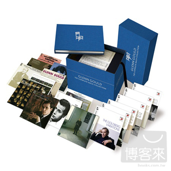 巴哈大全集 / 顧爾德(鋼琴) 【38CD + 6DVD限量精裝版】 Glenn Gould: The Complete Bach Collection - 38CD + 6DVD Boxset