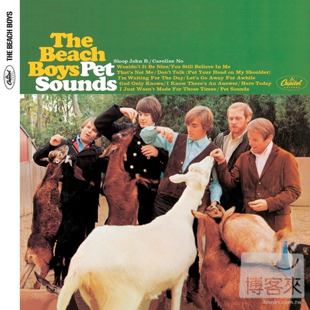 The Beach Boys / Pet Sound【2012新裝版】