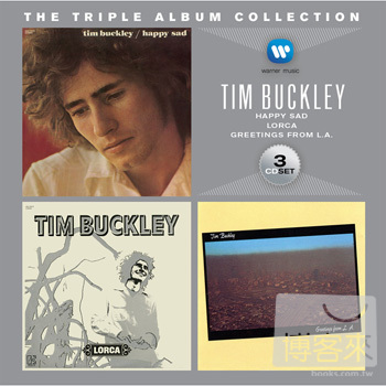 Tim Buckley / The Triple Album Collection (3CD)
