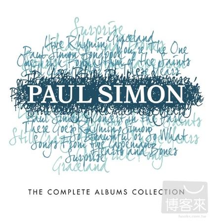 保羅賽門 / 創作之神-完全錄音專輯全集 (15CD)(Paul Simon / Complete Albums Collection (15CD))
