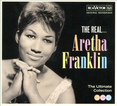 艾瑞莎富蘭克林 /「真.藏」(3CD套裝)(Aretha Franklin / The Real... Aretha Franklin (3CD))