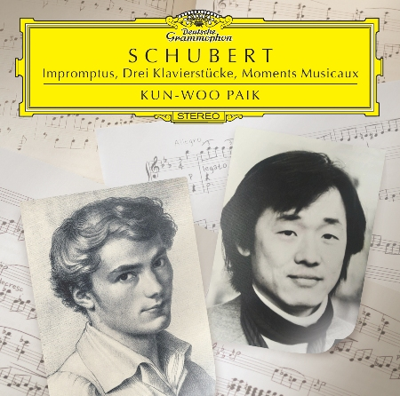 Schubert : Impromptus, Drei Klavierstucke, Moments Musicaux / Kun-Woo Paik