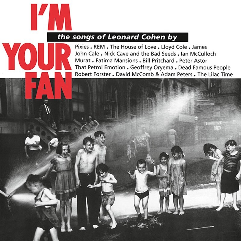 合輯 / 我是你的歌迷:向李歐納孔致敬 (180g 2LP黑膠唱片)(I'm Your Fan : The Songs of Leonard Cohen (180g 2LPs))