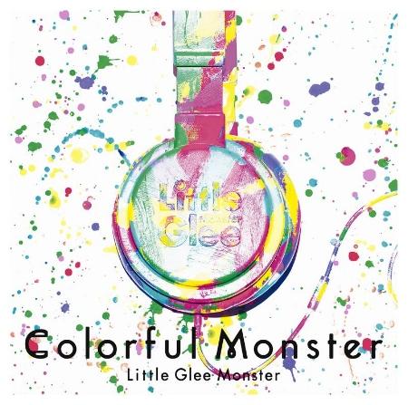 歡唱小怪獸 / Colorful Monster (2CD通常盤)