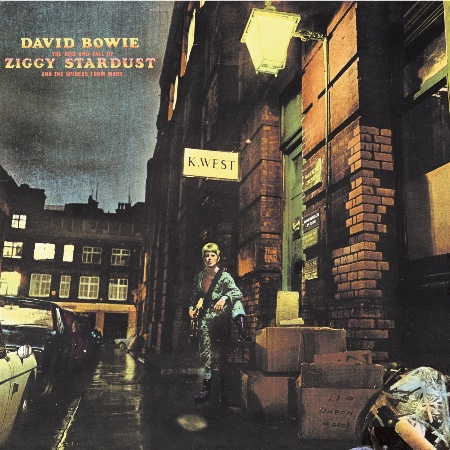 大衛鮑伊 / THE RISE AND FALL OF ZIGGY STARDUST AND THE SPIDERS FROM MARS (2012全新數位錄音版)(David Bowie / THE