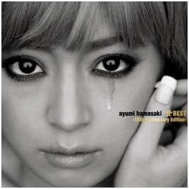 濱崎 步 / A精選 -15週年紀念台灣限定版- (CD+DVD)