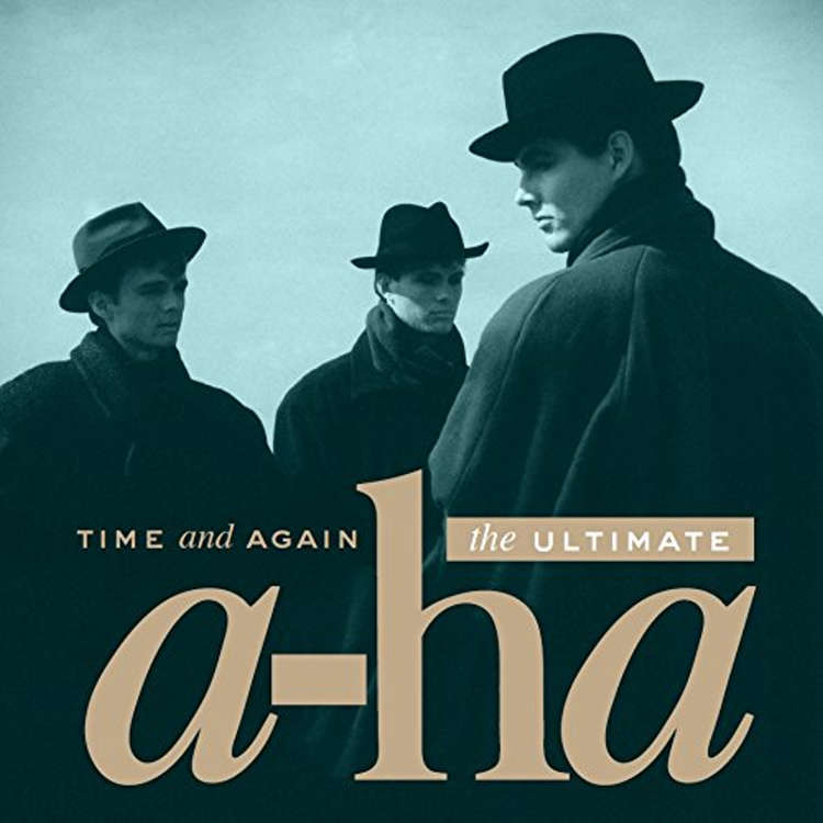 a-ha合唱團 / 回顧a-ha終極精選 (2CD)(a-ha / Time & Again: Ultimate a-ha (2CD))