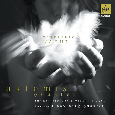 阿忒彌絲弦樂四重奏、阿班貝爾格四重奏成員:湯瑪.卡庫斯卡 (中提琴)、范倫汀.艾爾本 (大提琴) / 貝爾格與阿忒彌絲的昇華之夜 Artemis Quartet / Schonberg / Berg / R.Strauss: sextets