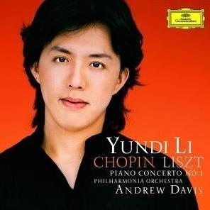 李雲迪 / 李斯特:第一號鋼琴協奏曲、蕭邦:第一號鋼琴協奏曲(Yundi Li / Liszt:Piano Concerto No.1、Chopin:Piano Concerto No.1)