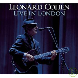 李歐納孔 / 倫敦演唱實錄 (2CD)(Leonard Cohen / Live In London)
