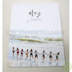 少女時代 / 『GIRLS' GENERATION FIRST PHOTO BOOK- 少女(in Tokyo)-』寫真書(韓國進口版)