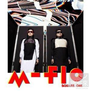 m-flo 隕-浮流 / SQUARE ONE 重新啟動 (日本進口初回限定版, CD+DVD)