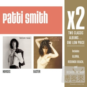 Patti Smith / X2 (Horses/Easter) (2CD)