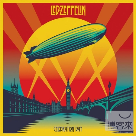 齊柏林飛船 / 2007倫敦演唱會實錄 (2CD+DVD)(Led Zeppelin / Celebration Day (2CD+DVD))