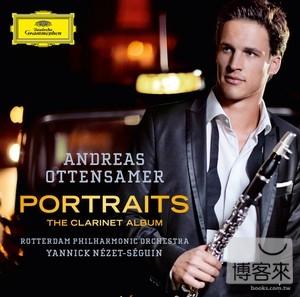 Portraits - The Clarinet Album / Andreas Ottensamer