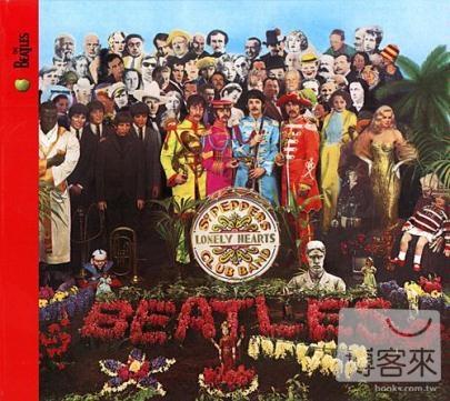 披頭四合唱團 / 比伯軍曹寂寞芳心俱樂部【2009全新數位錄製】(The Beatles / Sgt. Pepper's Lonely Hearts Club Band [2009 Remaster]